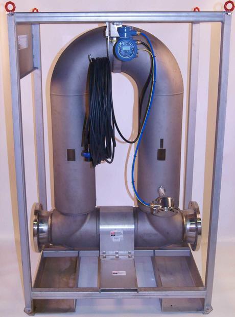Leie av Coriolis flowmeter Micro Motion