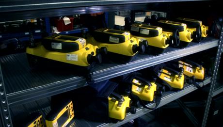 En rekke druck intrinsically safe trykk kalibratore for hydraulisk-, pneumatisk- og differentialtrykk.