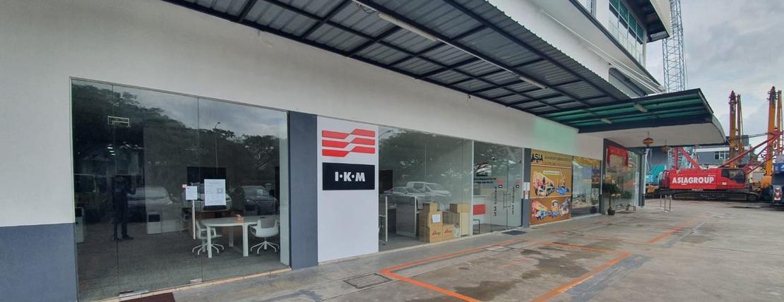 Pioneer Office Singapore