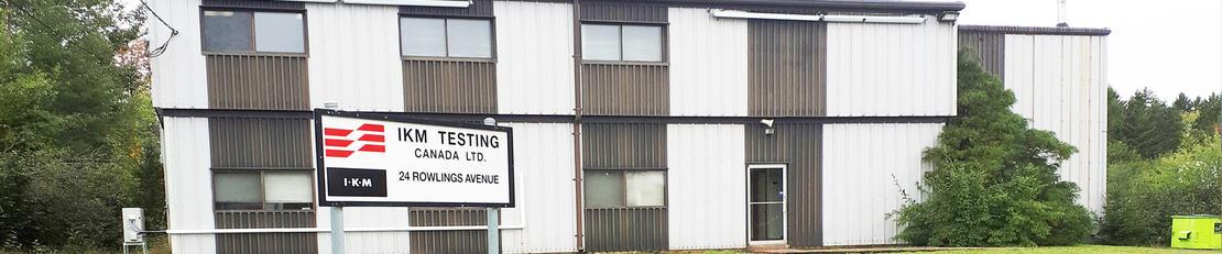 IKM Testing Halifax