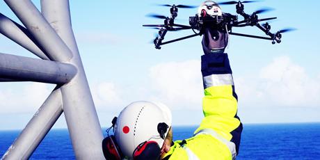 Droneinspeksjon