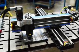 On-site maskinering- flensemaskinering, hullboring, linjeboring, planfresing- RMLM5200 milling