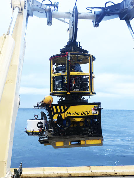 IKM Subsea ROV & Subsea operations