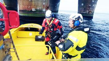 Offshore uas drone