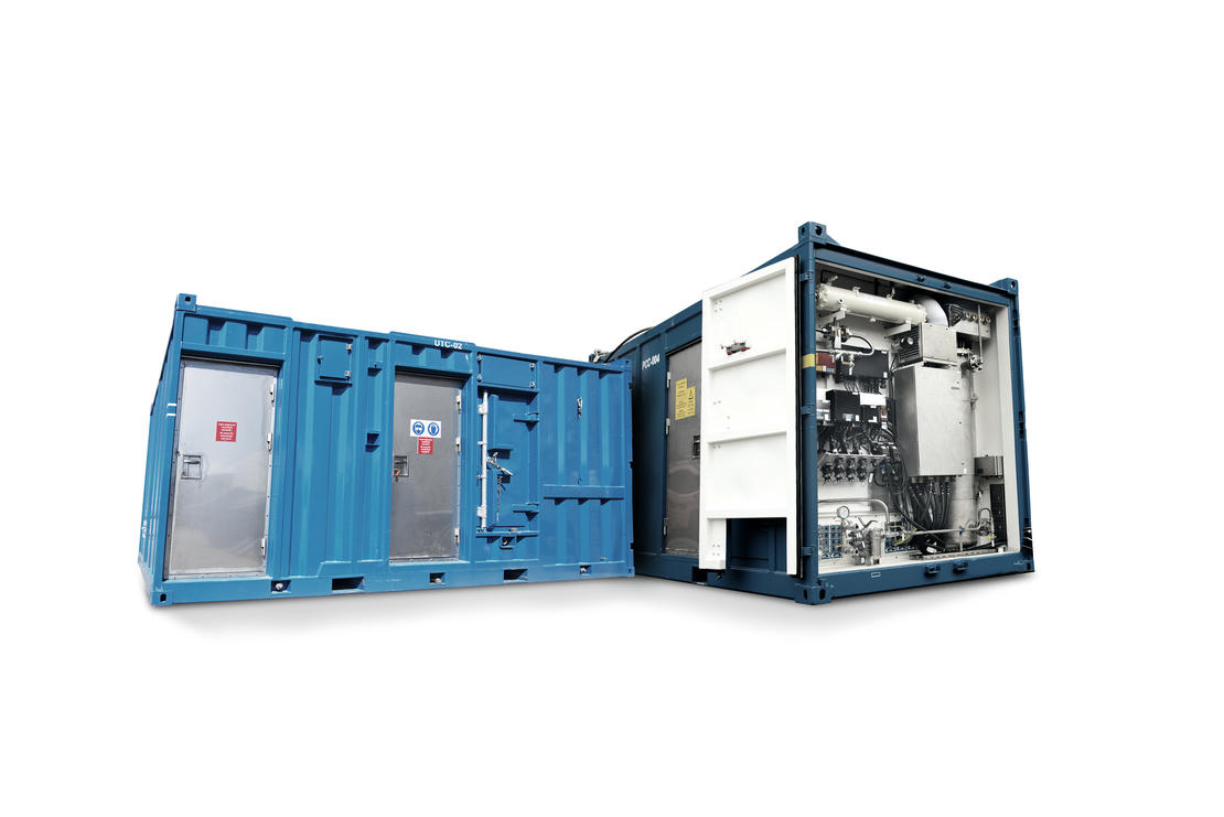 IKM Technology - Power Container