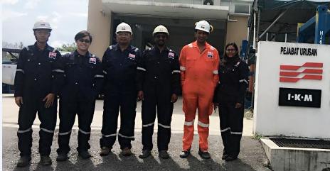 IKM Testing Malaysia