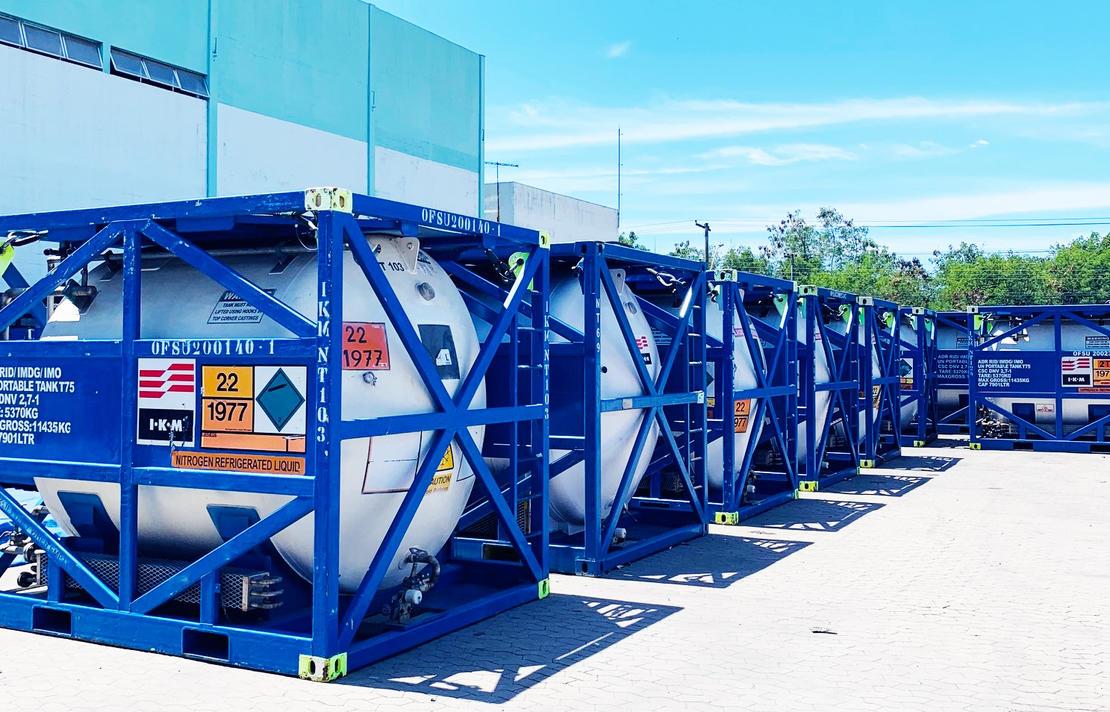 IKM Testing Brazil ISO 9001 certified