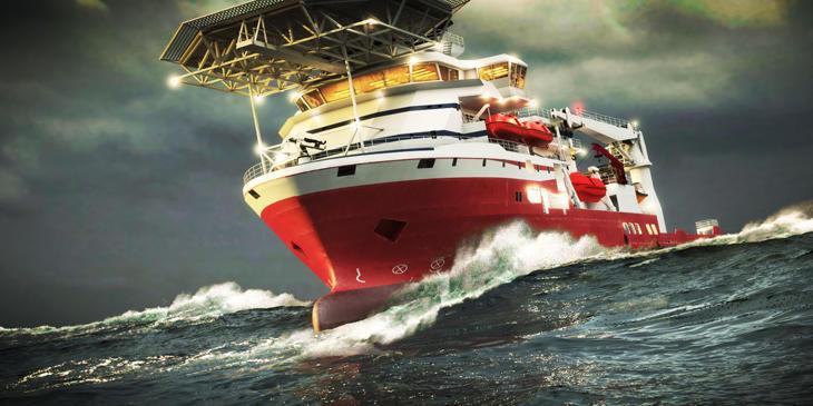 Marine animasjon-3D