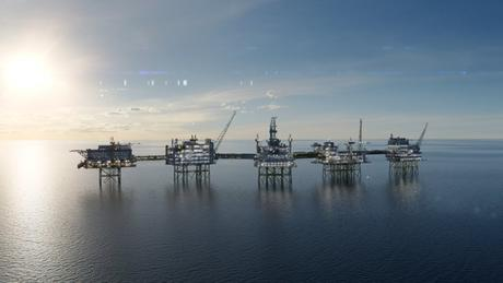 Johan Sverdrup Project Phase 2