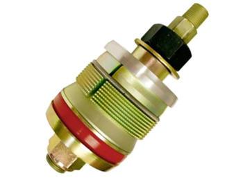 Elbow test plugs