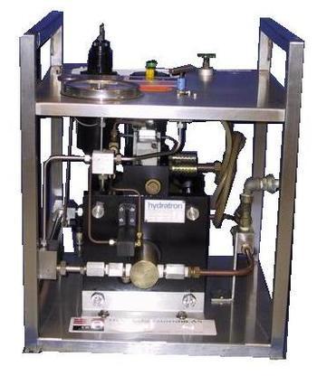 Test pumps