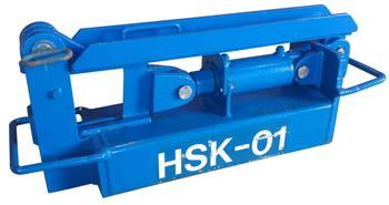 Hydraulic hose cutter