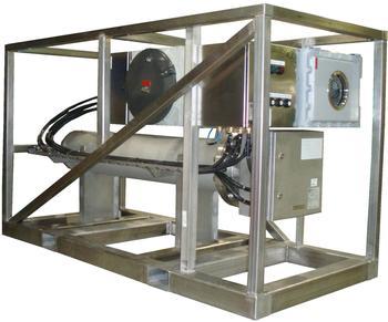 Electrical air heater