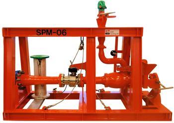 Subsea unit (SPM)