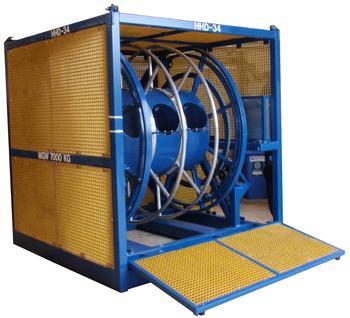 Disposal Hose reel (DHR)