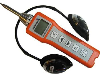 Acoustic leak detector