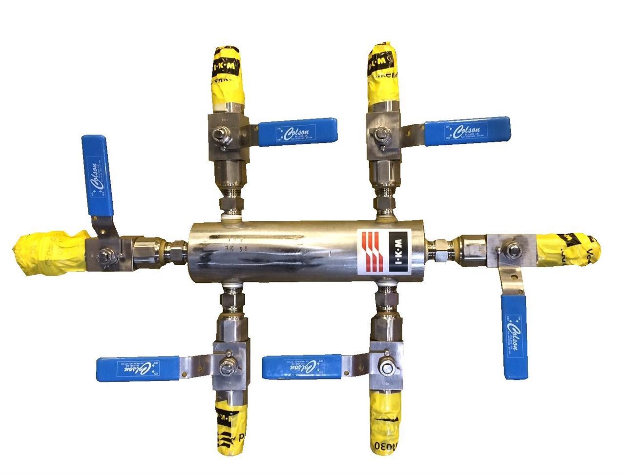 N2 manifold